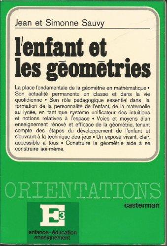 L'enfant et les géométries