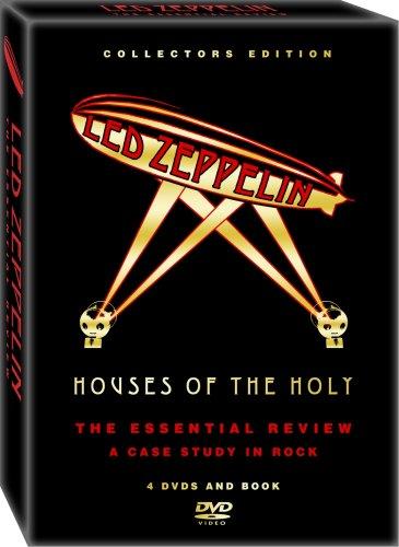 Led Zeppelin - Houses of The Holy [4 DVDs] [UK Import] -