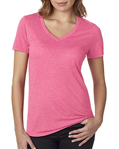 Next Level Damen T-Shirt Hot Pink