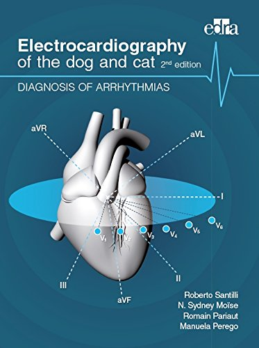 Electrocardiography of the dog and cat 2ª edition. Diagnosis of arrhythmias