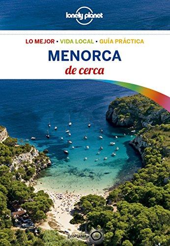 Menorca de cerca 1 (Lonely Planet-Guías De cerca)