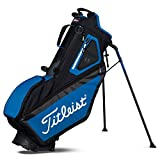#5: Titleist 2017 Players 5 Stand Bag - (Black/Blue/White)