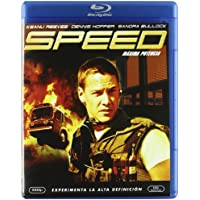 Speed (Blu-Ray) (Import) (Keine Deutsche Sprache) (2007) Jeff Daniels; Dennis Hopper; Sandra Bullock;