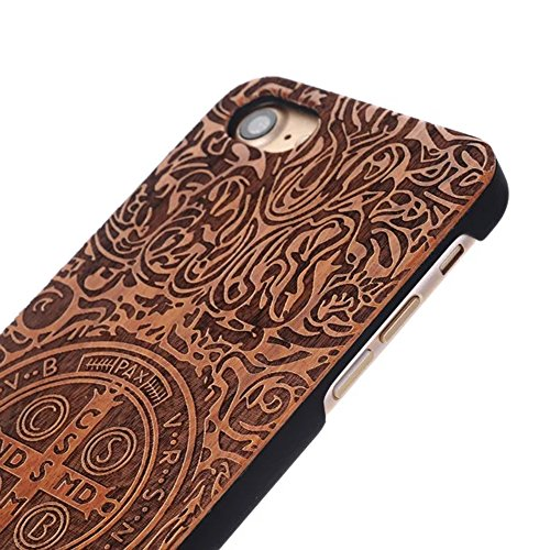 custodia legno iphone 8 plus