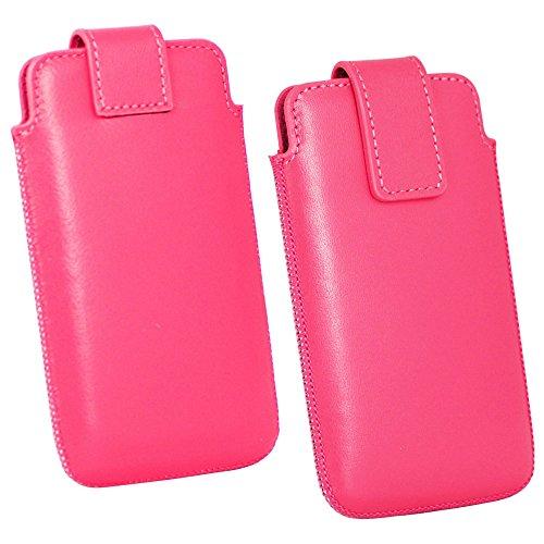 OZBO Tasche Cora Lift XL Pink 137x71x10mm (Obermaterial Echt Leder) (LTUNCORXL03)