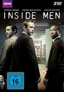 Inside Men [3 DVDs]