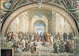 Editions Ricordi 2801N24007 - Raffaello, Scuola di Atene, Puzzle da 1000 pezzi