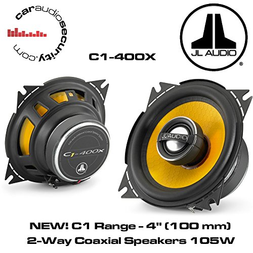 JL Audio C1-400x - 10cm Koax Lautsprecher -