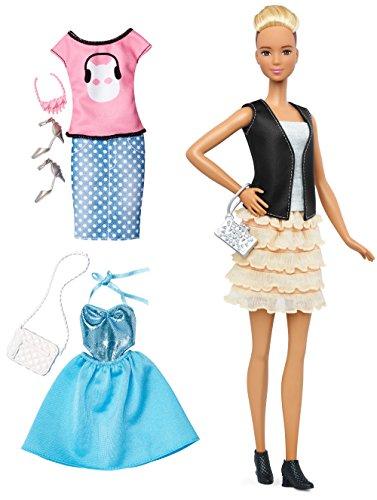 Barbie Fashionistas et Tenues 44 DTF07