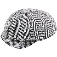 Amazon.es  Sombrero De Copa - Gris 27452df492d