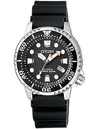 Citizen Damen-Armbanduhr XS Promaster Marine Analog Quarz Plastik EP6050-17E