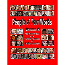 People of Few Words - Volume 5