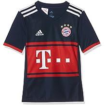 adidas FCB A JSY Y Camiseta 2ª Equipación Bayern Munich 2017-2018 8d082d04ad6