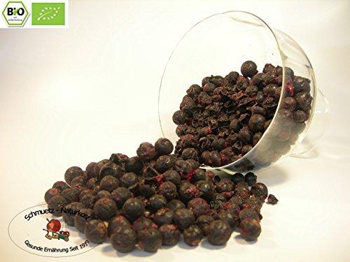 Gefriergetrocknete bio Johannisbeeren schwarz von Schmütz-Naturkost (500GR), Bio Trockenfrüchte