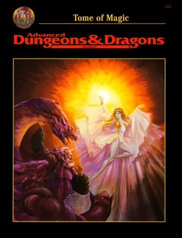 Tome of Magic (Advanced Dungeon and Dragons/2nd Edition : Accessory Rule Book) by Dungeons & Dragons (1991-06-06) par Dungeons & Dragons