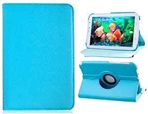 """360 Degree Rotatable Faux Leather Protective Case for Samsung Galaxy Note 8.0, N5110 8"""" Tablet PC"""