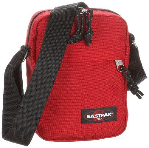 Eastpak Tasche Quello, 21 Cm X 15 Cm X 4,5 Cm, Volumen 2 Litri Rosso Fuoco