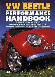 Vw Beetle Performance Handbook (Motorbooks Workshop)