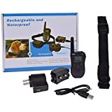 YLFC Anti Bell Halsband Für Hunde Elektronisches Hundetrainingsgerät Mit 100 Geschwindigkeiten Automatisches Schnarchgerät Tiertrainer Fernsteuerungshundetrainingsgerät 998dr