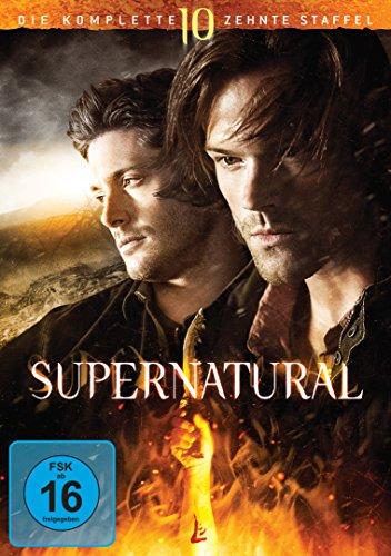 Preisvergleich Produktbild Supernatural - Staffel 10 [6 DVDs]