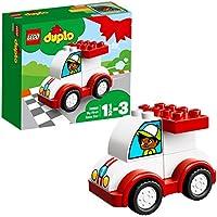 LEGO UK 10860 DUPLO My First Race Car Preschool Toy