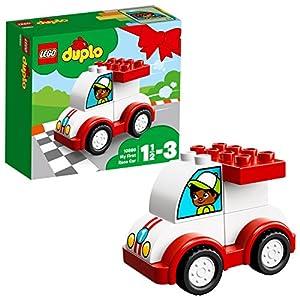 LEGO- Duplo My Firstla Mia Prima Auto da Corsa, Multicolore, 10860 5702016110852 LEGO