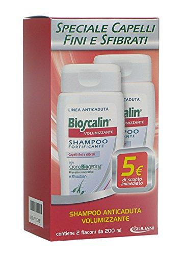 Bioscalin Shampoo Volumizzante Fortificante Confezione Risparmio