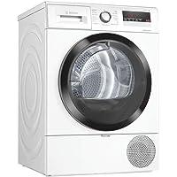 Sèche linge Condensation Bosch WTR85V02FF - Condensation - Chargement Frontal - Pompe à chaleur - Indicateur temps…
