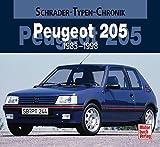 Peugeot 205: 1983-1998 (Schrader-Typen-Chronik)