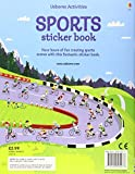 Image de Sports Sticker Book (Usborne Sticker Books)