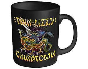 Thin Lizzy - Chinatown - Tasse à café - LIVRAISON GRATUITE