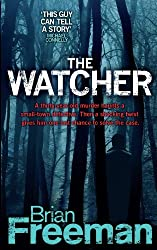 The Watcher (Jonathan Stride Book 4): A fast-paced Minnesota murder mystery