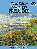 Intégr. des Préludes Volume 1et 2 Livres 1 et 2 - Piano