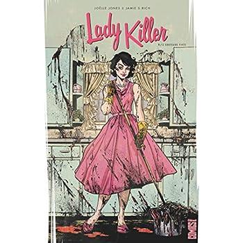 Lady Killer - Tome 01: À couteaux tirés