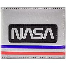 Cartera de NASA Astronauta traje espacial estilo Plata