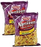 #9: Star Combo - Parle Namkeen Khatta Meetha, 198g (Pack of 2) Promo Pack