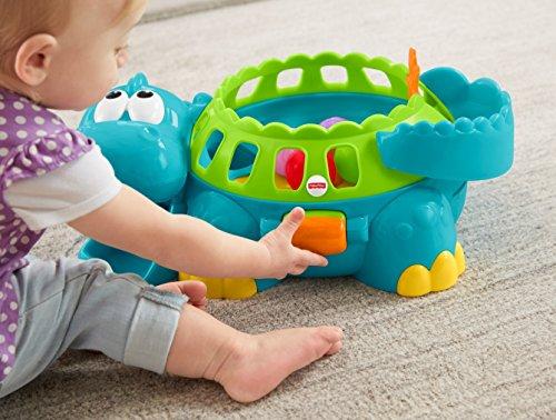 Imagen 20 de Fisher-price Go Baby Go Poppity Pop Musical Dino