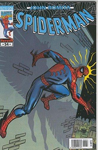 Spiderman de John Romita numero 54