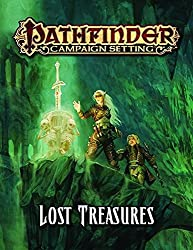 Pathfinder Campaign Setting: Lost Treasures