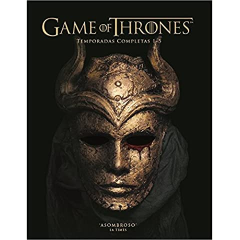 Game Of Thrones Temporadas 1 A 5 Boxset , Serie Tv En Dvd