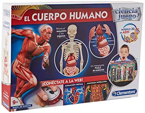 Clementoni Ciencia Juego - El Cuerpo Humano 550890