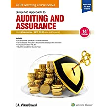 Simplified Approach to Auditing and Assurance (CA-Inter) (New Syllabus)
