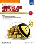 #9: Simplified Approach to Auditing and Assurance (CA-Inter) (New Syllabus)
