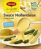 Maggi Für Genießer Sauce Hollandaise fettarm, 32 g Beutel, ergibt 250 ml