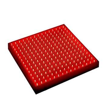 14 W 225 LED Rouge Grow Panneau pour les bonsaïs, les orchidées fleurs d'Hibiscus, Saffrons UV M Kit de suspension