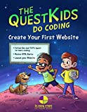 Create Your First Website in easy steps (The QuestKids)