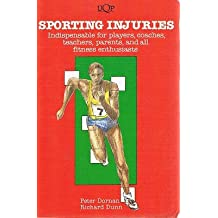 Sporting Injuries (Uqp Paperbacks)