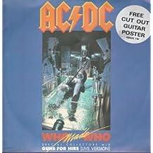 "Who Made Who 12 Inch (12"" Vinyl Single) UK Atlantic 1986"