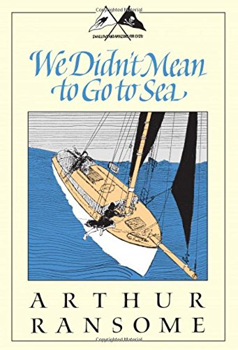 Book cover for We Didn't Mean to Go to Sea