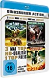 Dinosaurier Action (3 Filme Metallbox-Edition) [Blu-ray]